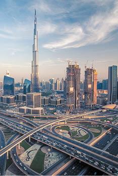 Harga Properti Merosot di Dubai