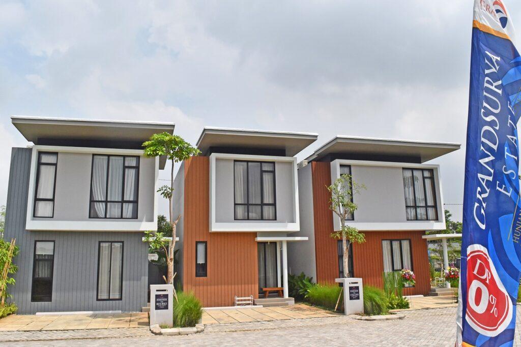 Rumah Contoh Grand Surya Estate