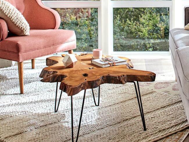 kayu solid