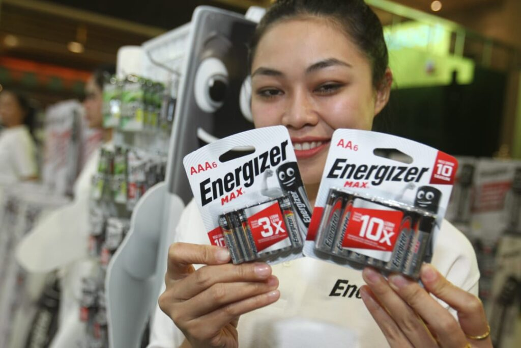 Energizer Brand Refresh