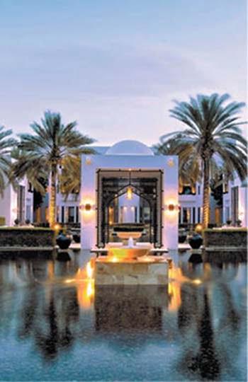 pasar properti di Oman