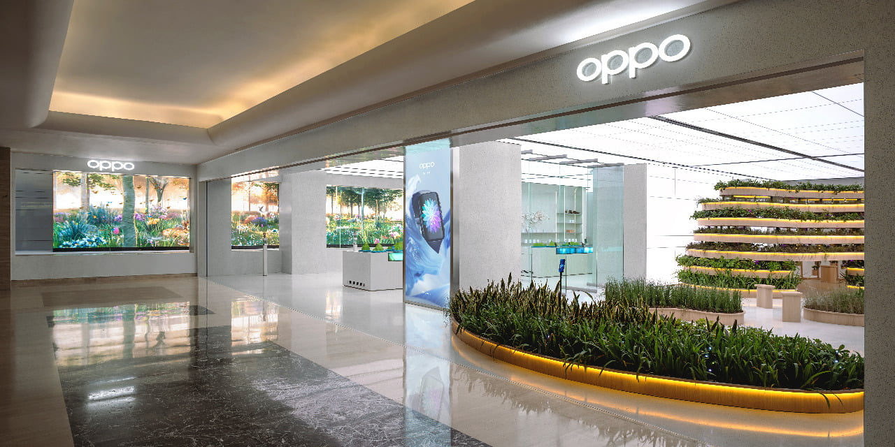 OPPO Gallery Indonesia