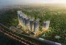 Masterplan LRT City Cibubur