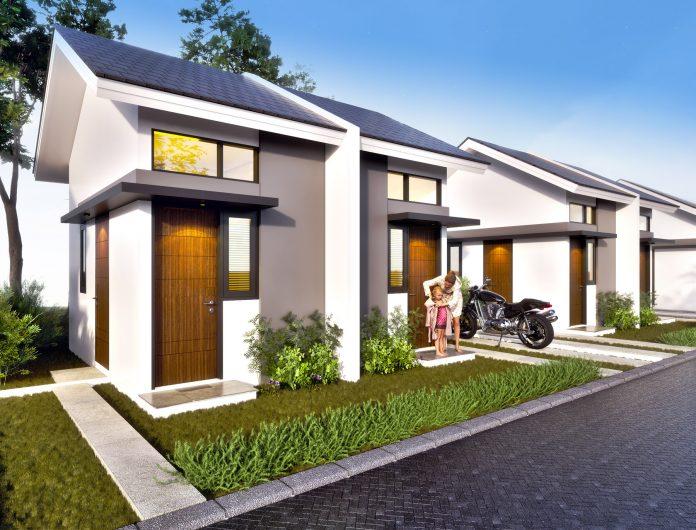 Rumah tipe Studio Landed Home di Modernland Cilejit