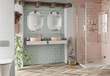 KAMAR MANDI PINK BLUSH BATHROOM