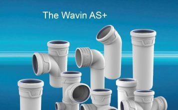 Sistem perpipaan low-noise dari Wavin