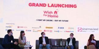 Sinar Mas Land luncurkan program Wish for Home