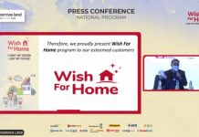 Program Wish for Home dari Sinar Mas Land
