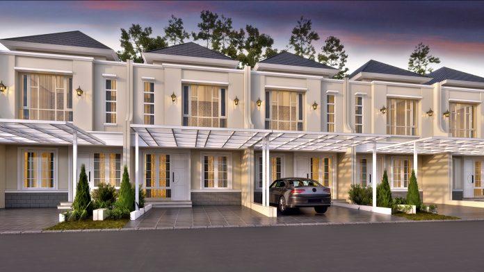 Rumah di Cluster La Seine Precast dijual mulai Rp1,52 miliar./ dok. Modernland