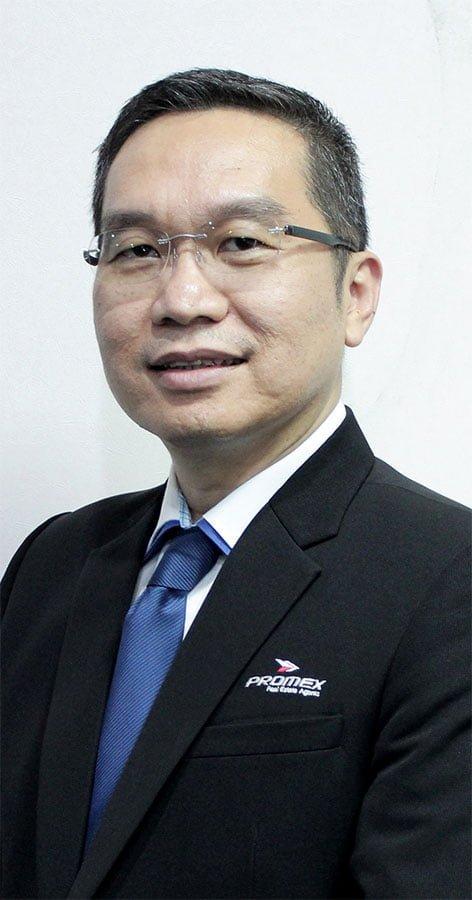 SULIHIN WIDJAJA, CEO PROMEX REAL ESTATE AGENTS