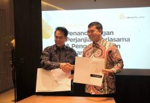 PT Perintis Triniti Properti Tbk (Triniti Land) menjalin kerja sama dengan dengan PT Griya Kedaton Indah untuk membangun proyek baru di Lampung