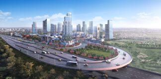 Paramount Petals, kota mandiri baru dari Paramount Land seluas 300 hektar di Tangerang