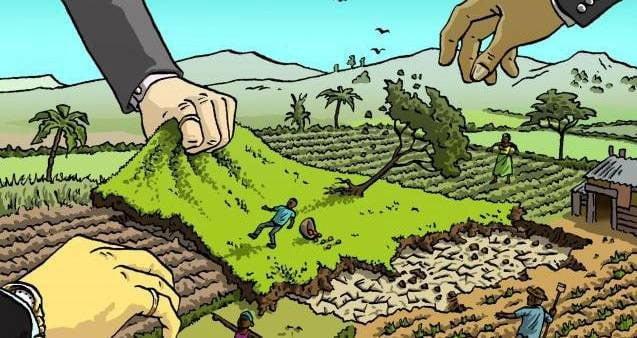 kasus mafia tanah di indonesia