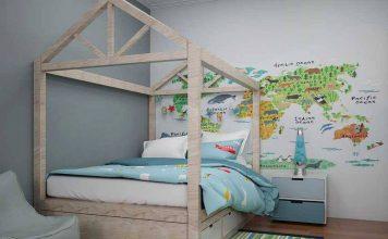 tips dekor kamar anak