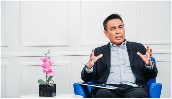Agus Syabarrudin, Direktur Utama Bank Banten