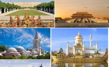 Istana kerajaan termegah